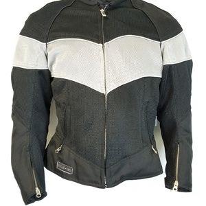 Power Trip Mesh Armoured Motorcycle Jacket